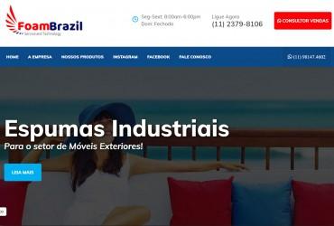 Foam Brazil se tornando lider de buscas SEO em seu mercado!