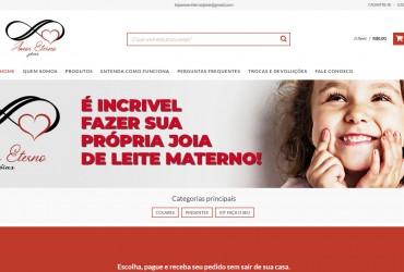 Nova Loja Virtual no ar ! Amor Eterno Jóias
