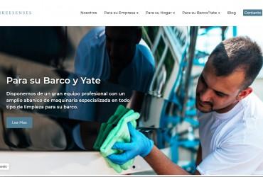 Novo Projeto Internacional no ar! Threesenses - Espanha