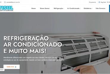 Novo Projeto Web no ar! Atisul Refrigeração