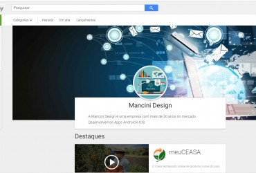 Perfil Mancini Design Atualizado - Play Store - Google