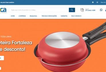Novo Projeto Chegando! CMS Customizado - Loja Virtual Atacadista - Doca Distribuidora