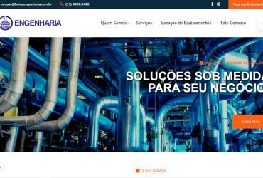 Novo Projeto Web Chegando! Boing Engenharia